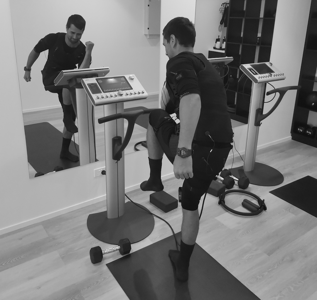 Electrical muscle stimulation research